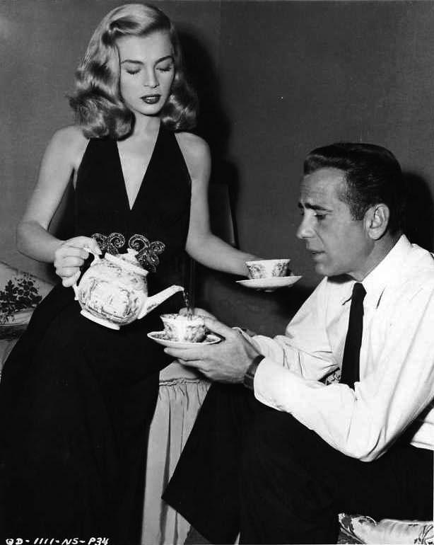 Boggie n Bacall 1946