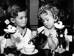 Shirley & Dickie Moore, c. 1934