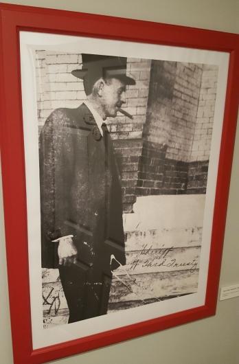 Sheriff W.T. Trusty c. 1940's