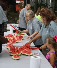 watermelon for runners